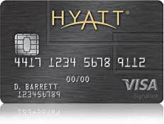 Hyatt Visa