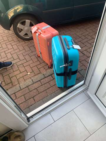 AirPortr - Bags Ready To Go