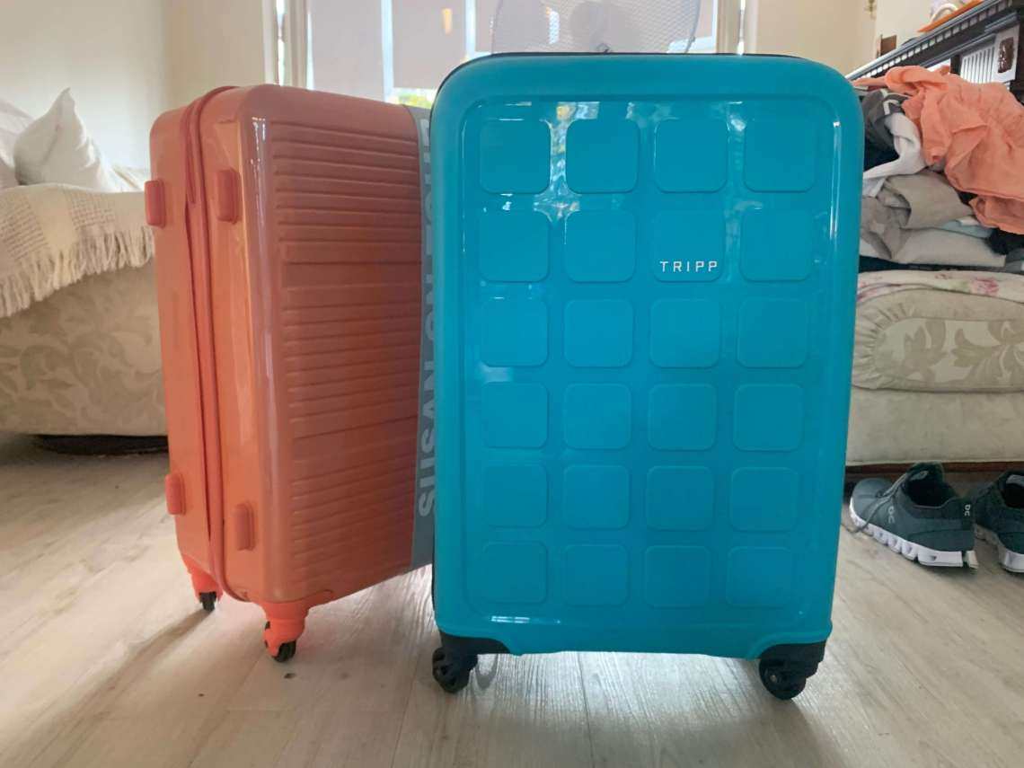 AirPortr Cases Before Pickup