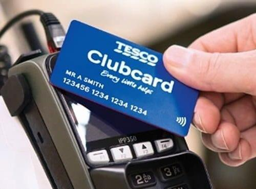 Tesco Clubcard points to Avios