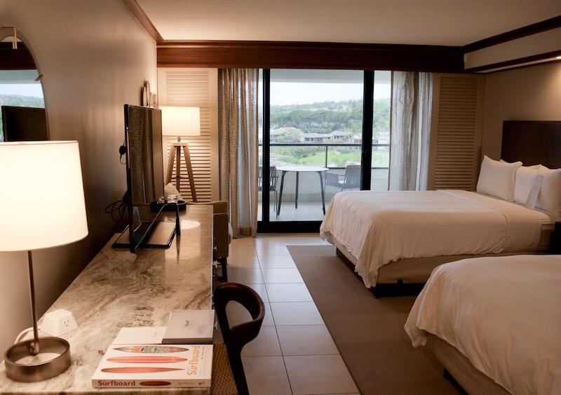 Review Marriott Wailea Beach Resort Maui Ocean View Room