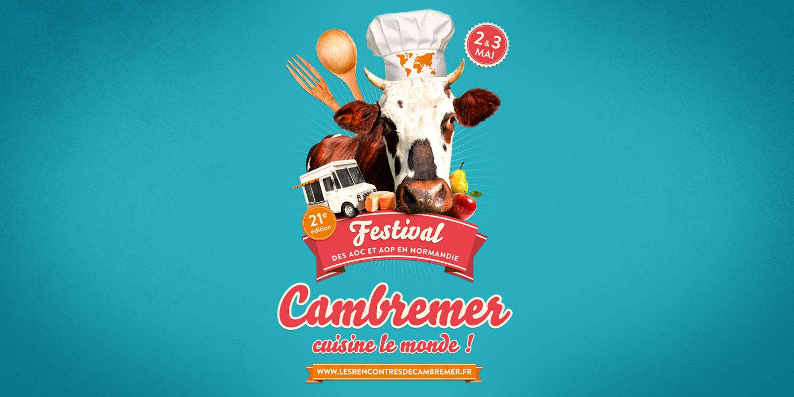 Festival des appellations d'origine : Les Rencontres de Cambremer 2015