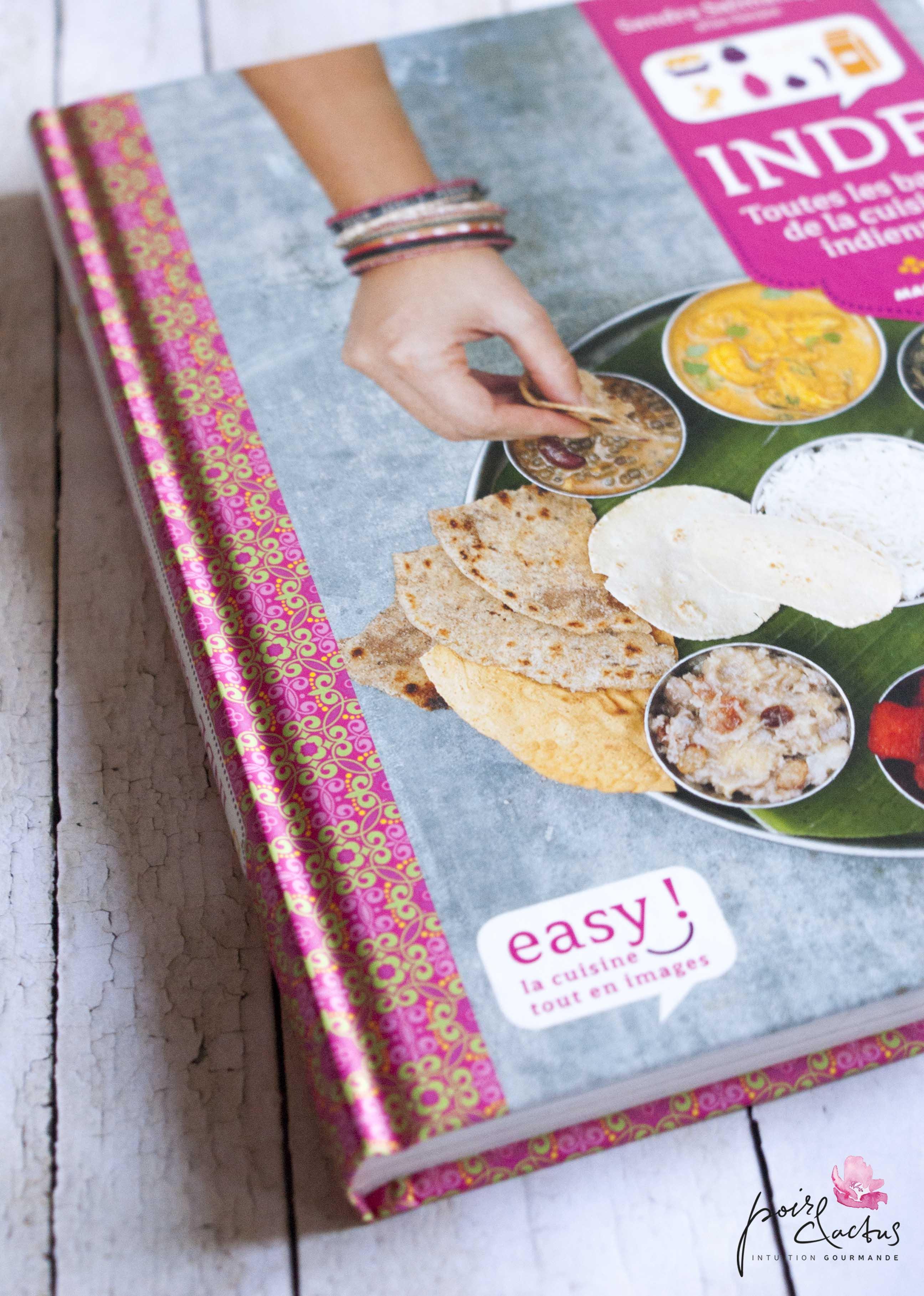 Concours tentez de remporter le dernier livre de sanjee for Livre de cuisine indienne