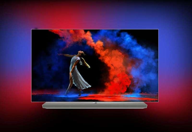 Качество изображения oled телевизоров