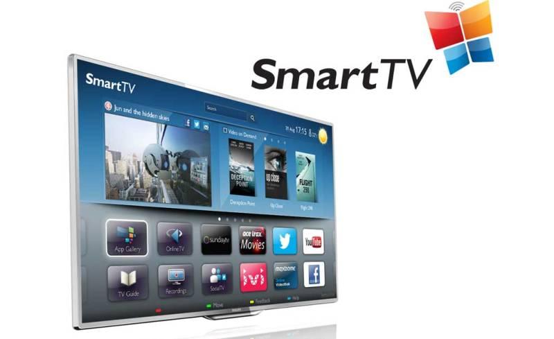 Smart TV и WiFi телевизор
