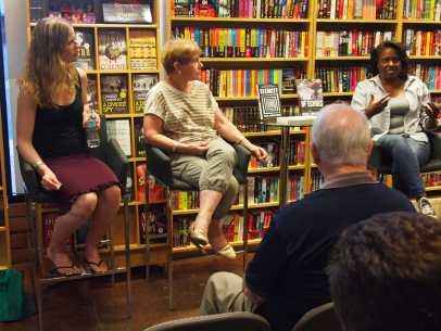 Gina, Barbara & Rachel