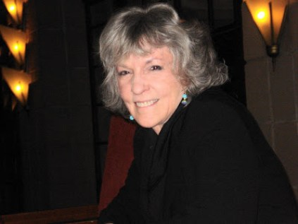 Sue Grafton at the Biltmore
