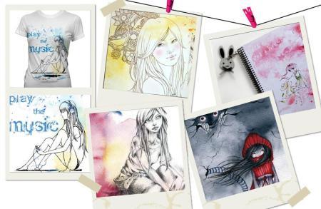 ilustracion ejemplos poison estudio bilbao