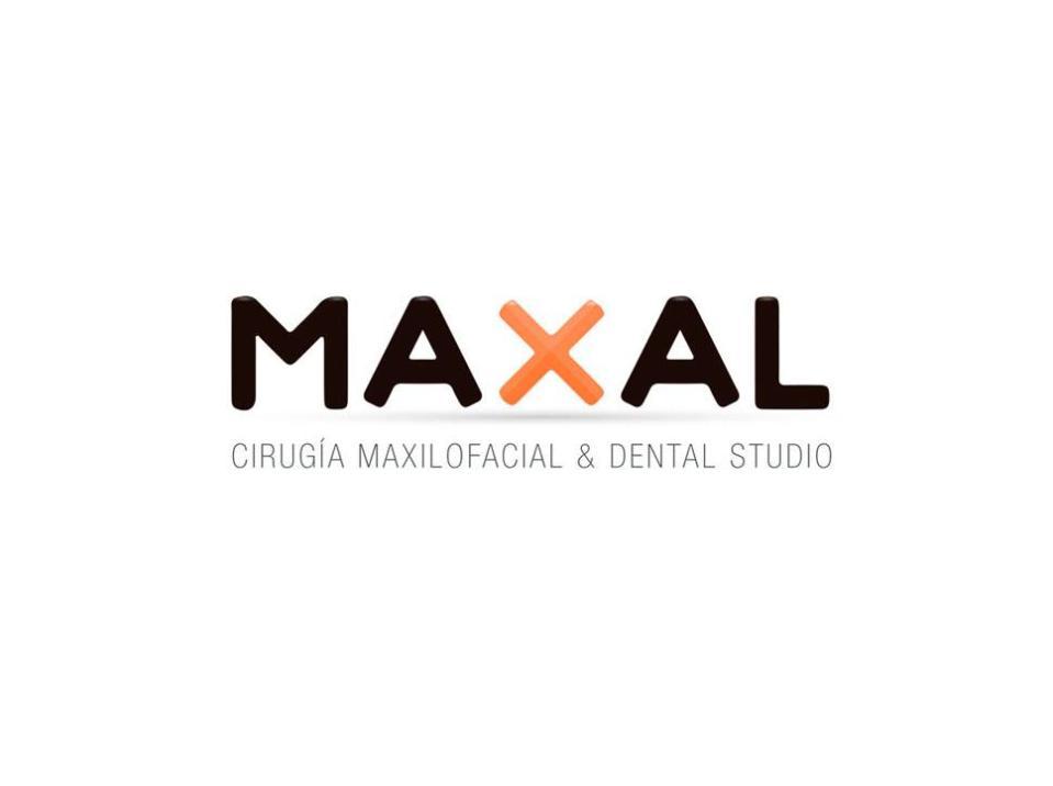 diseno logotipo maxal