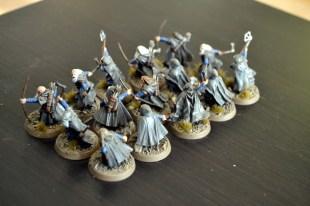 Lord of the Rings SBG Hobbit Dwarf Rangers