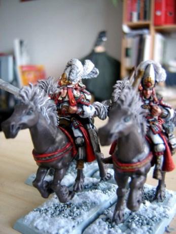Warhammer High Elf Ellyrian Reavers