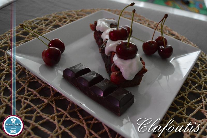 Clafoutis_cerises_chocolat_noir