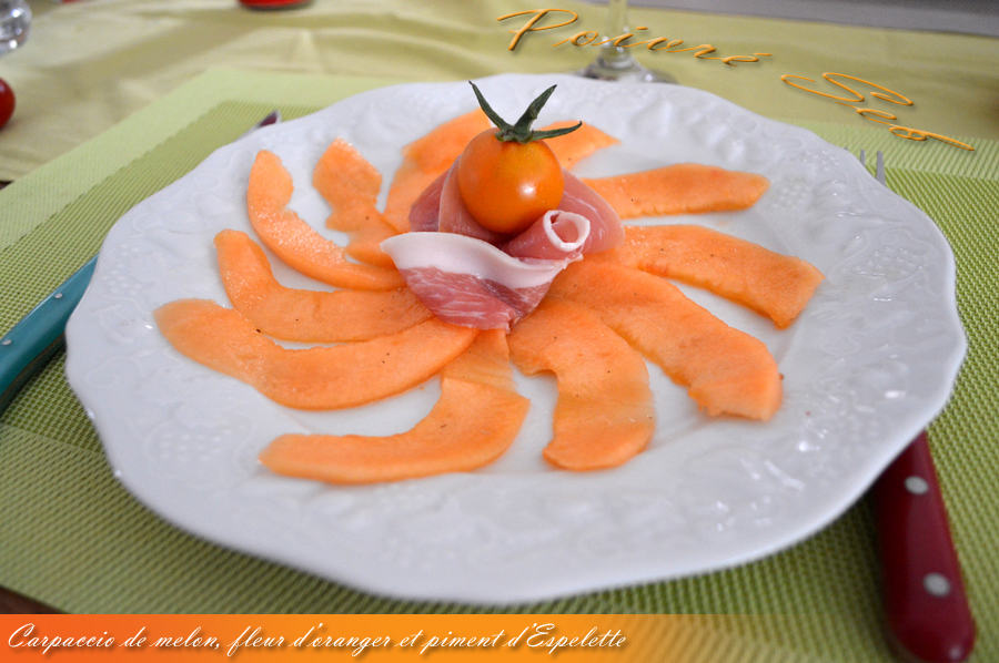 Carpaccio de Melon_Piment_3
