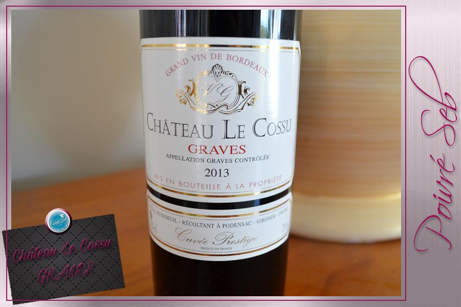 Chateau Le Cossu_Graves