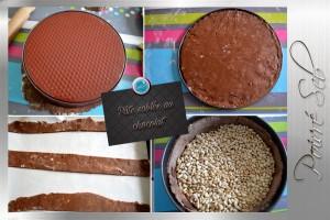 Pate sablée chocolat 2
