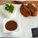 Noix de Saint Jacques persillées sauce Muscadet