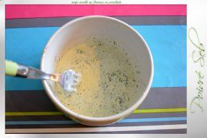 œufs cocotte au Boursin en persillade-Crème