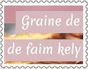 Timbre_Graine de faim_Kely