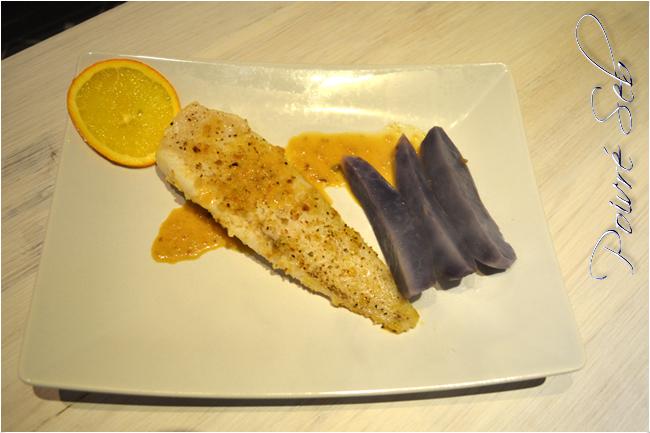 filet-de-carrelet-aux-douces-saveurs-a-lorange-presentation
