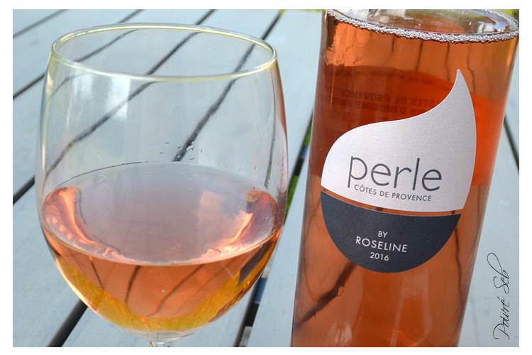 Rosé Perle – Côte de Provence