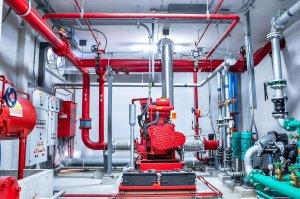Обоснование отсутствия автоматического пожаротушения при расчете пожарного риска