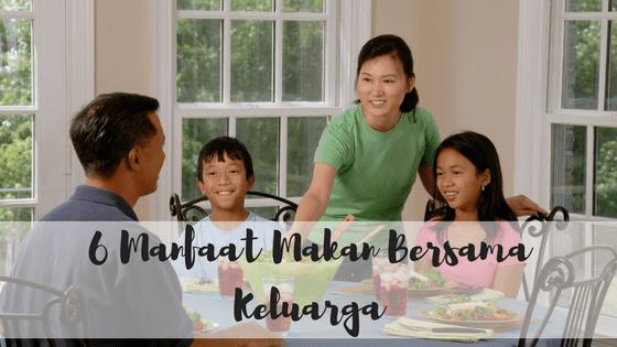 family dinner, makan malam bersama keluarga