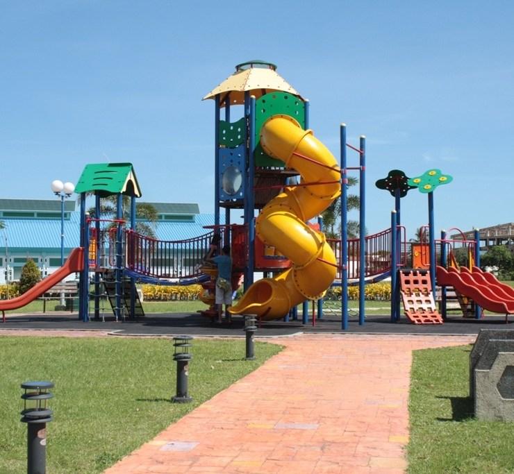 Waterfront Park, KB