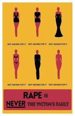 Teaching Men Not To Rape