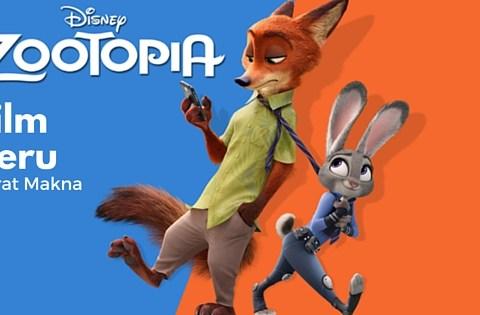 zootopia, resensi film zootopia