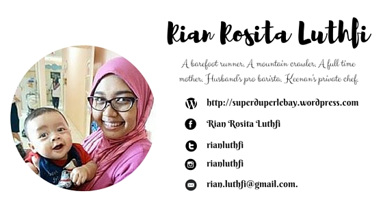 rian luthfi, blogger, arisan blog, komplor mleduk, superduperlebay, blog