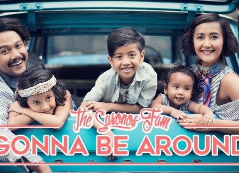 gonna be around; song; lagu; widi mulia, the sasono family, motherhood, song about motherhood, lagu tentang pengalaman menjadi ibu