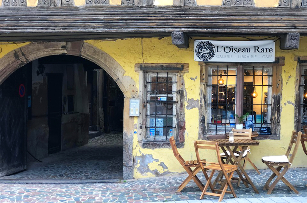 strasbourg 9 librairies specialisees