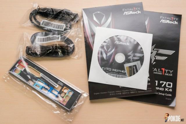 AsRock Z170 Fatal1ty Gaming K4 -17