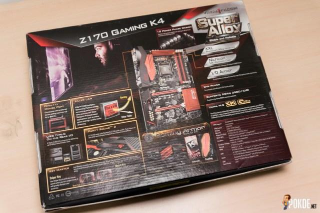 AsRock Z170 Fatal1ty Gaming K4 -2