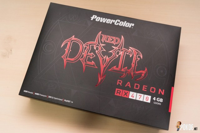 PowerColor Radeon RX 470 Red Devil-2