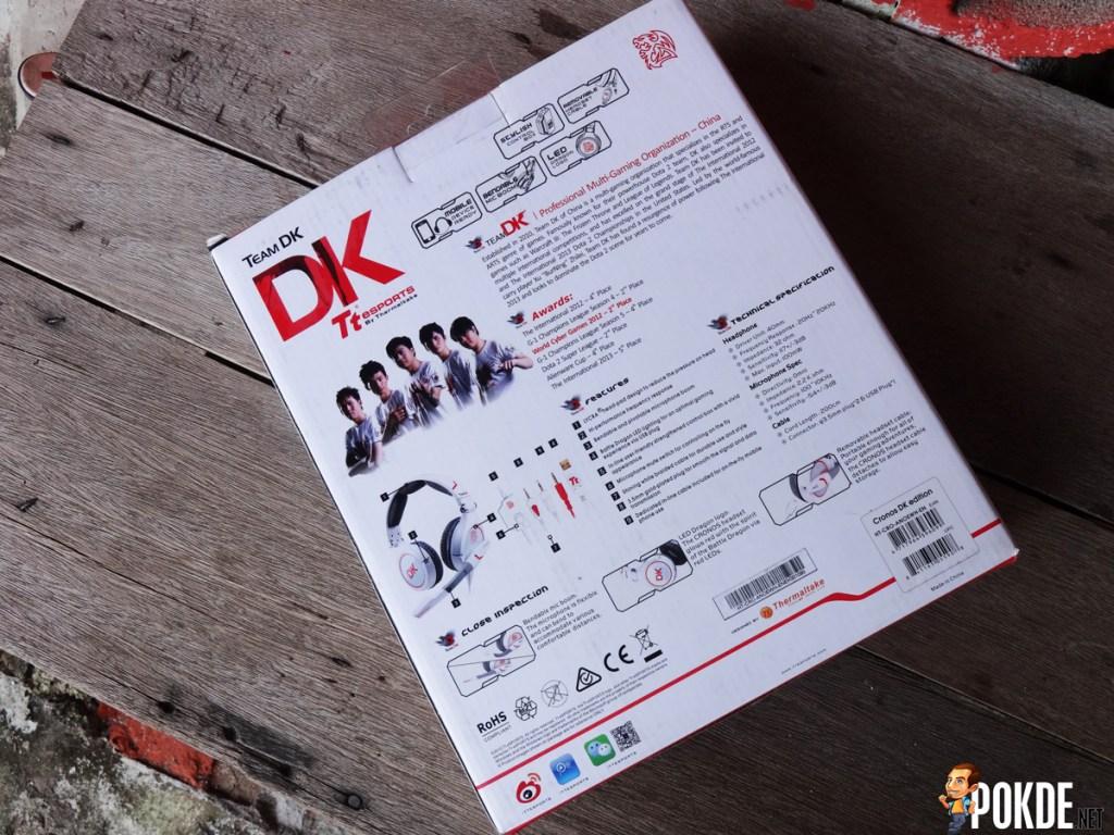 TTesport Chronos team DK-back