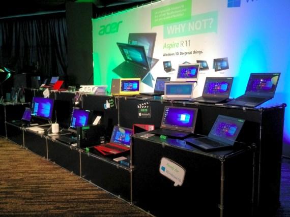 Acer line-up
