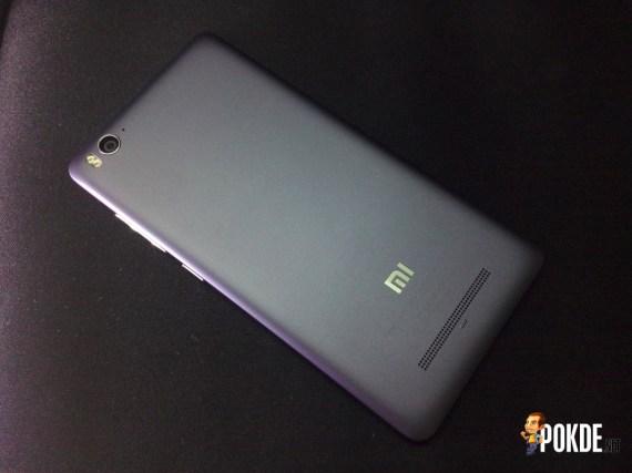 Xiaomi Mi4i back