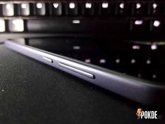 Xiaomi Mi4i right edge