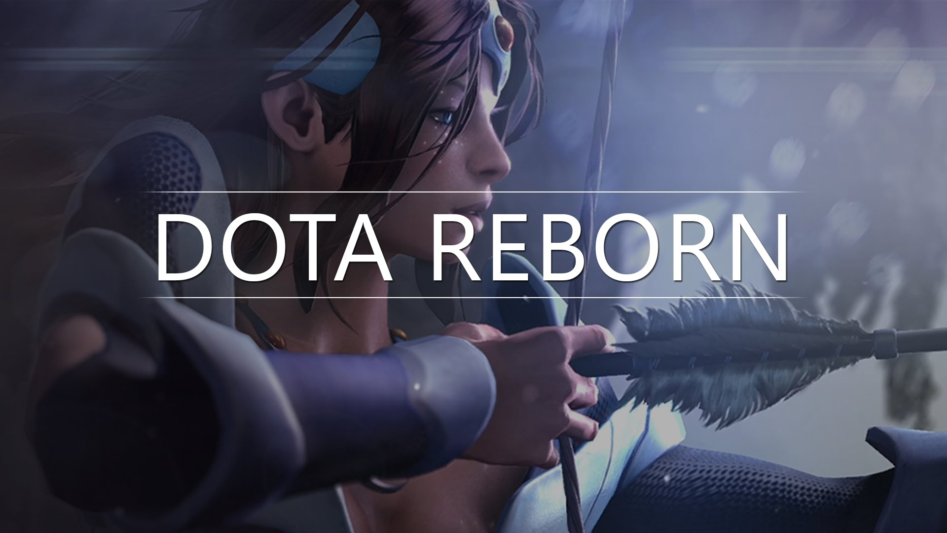 DOTA2 vs DOTA 2- Reborn FPS Test – Pokde