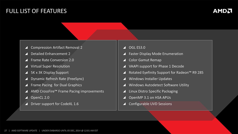 AMD is preparing Catalyst Omega 2015 driver – Pokde