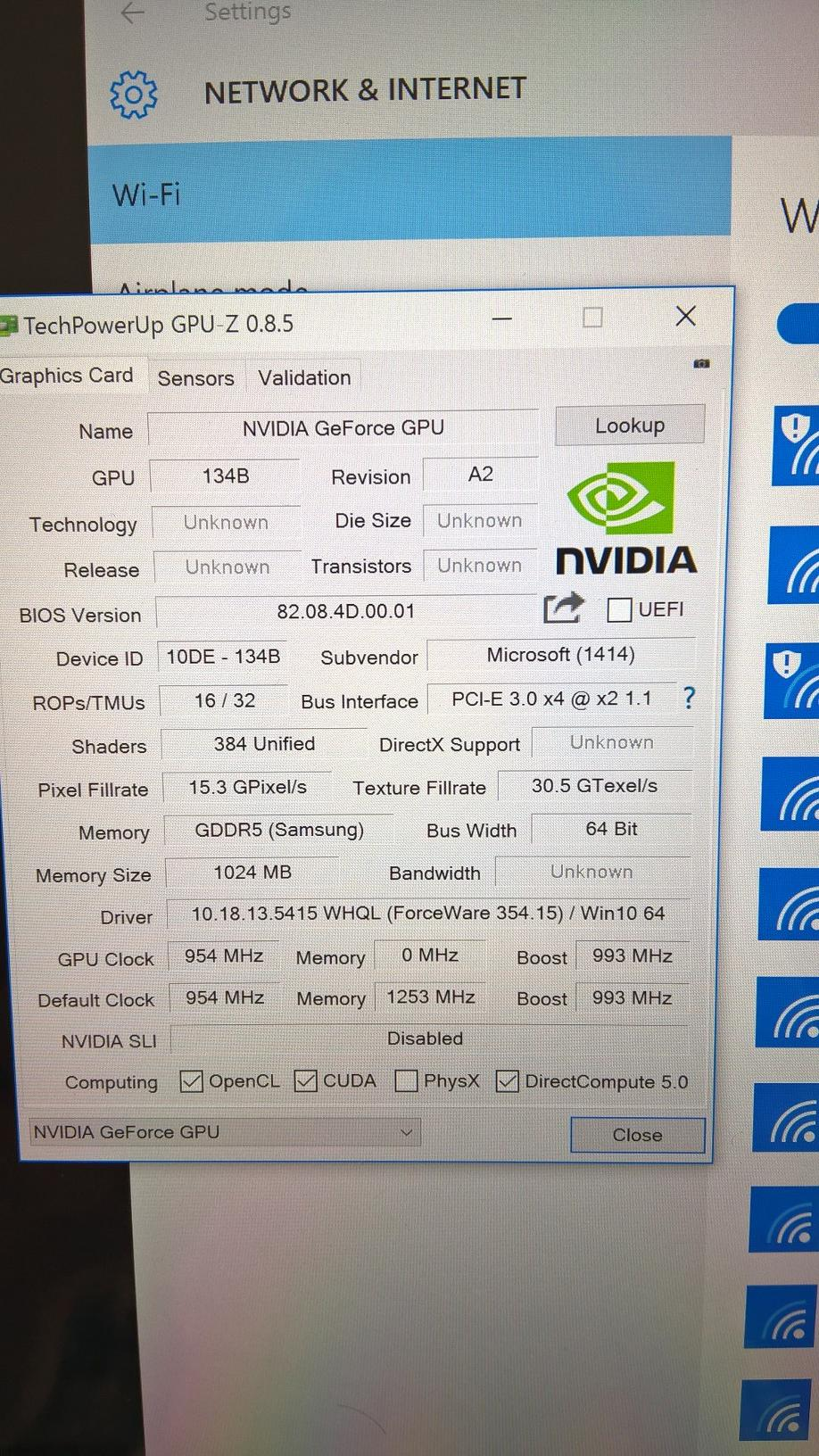 Microsoft Surface Book mid-end spec dGPU leak — NVIDIA 940M inside