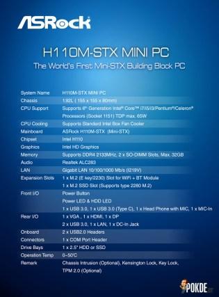 ASRock-mini-STX-H110M-4