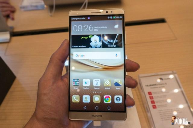 Huawei Mate 8 launch-7