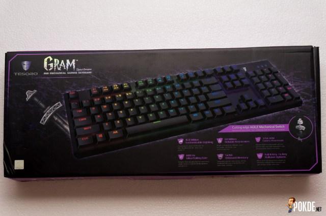 Tesoro Gram Spectrum-16