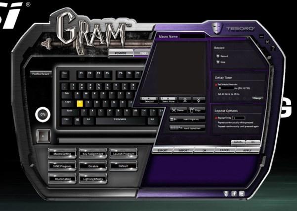 Tesoro Gram Spectrum driver (1)