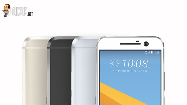 HTC 10 colors