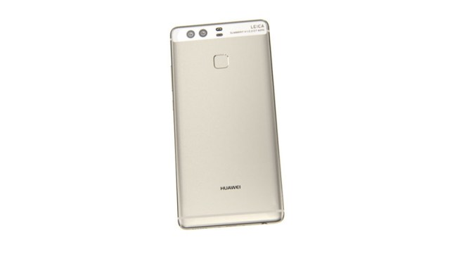 Huawei P9 curved
