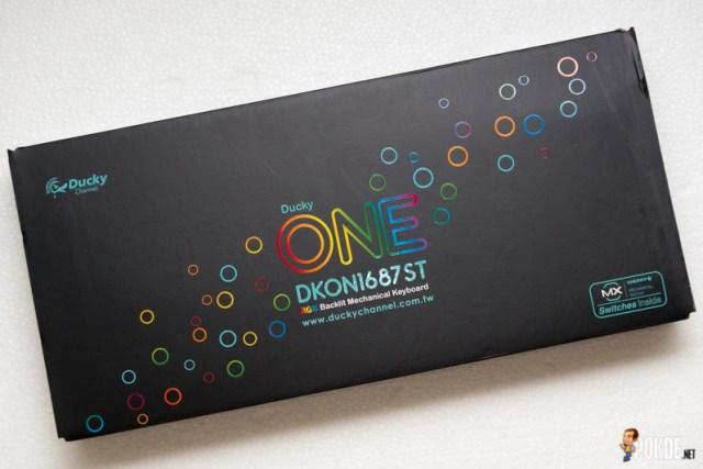 Ducky One TKL RGB-1