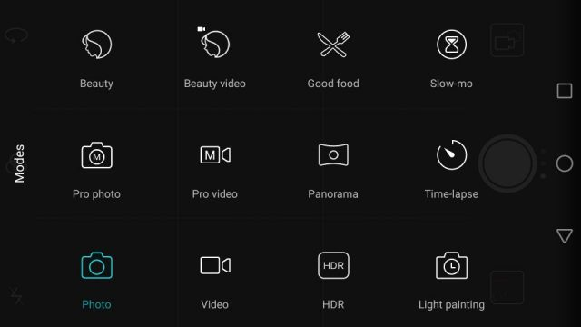 honor 5C camera UI (2)